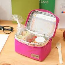 Resultado de imagem para bolsa de almuerzo térmica