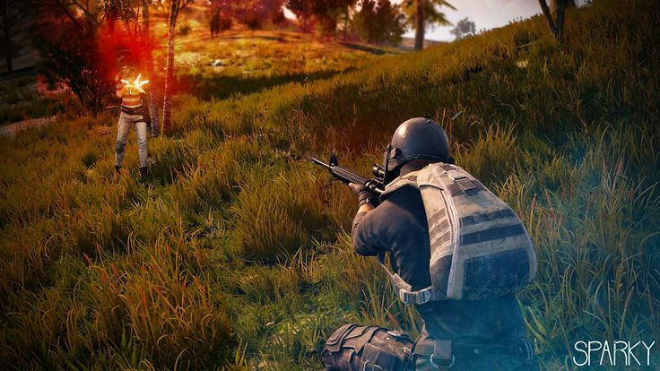 Latest Pc Wallpaper - PUBG Mobile - On iPhone 6 Sanhok Map Gameplay H 2