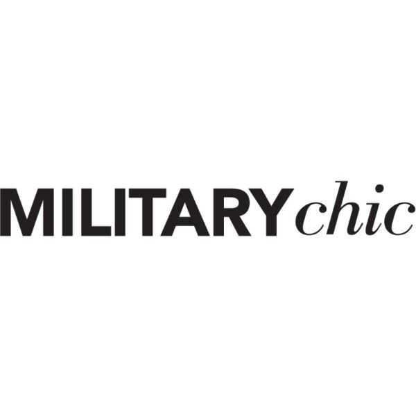 Military Chic Text