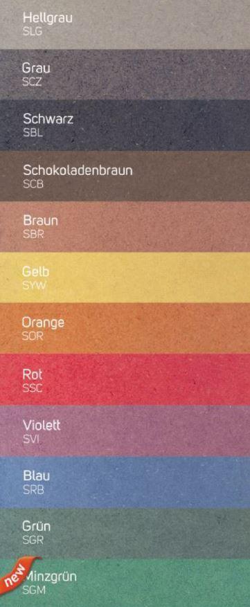Valchromat Farben