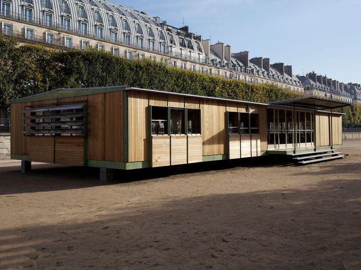 17 best images about jean prouv on pinterest pierre - Maison jean prouve nancy ...