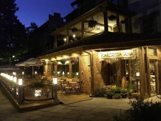... Karczma Jana - Auberge de Jean, Olsztyn, Poland (Restaurant)