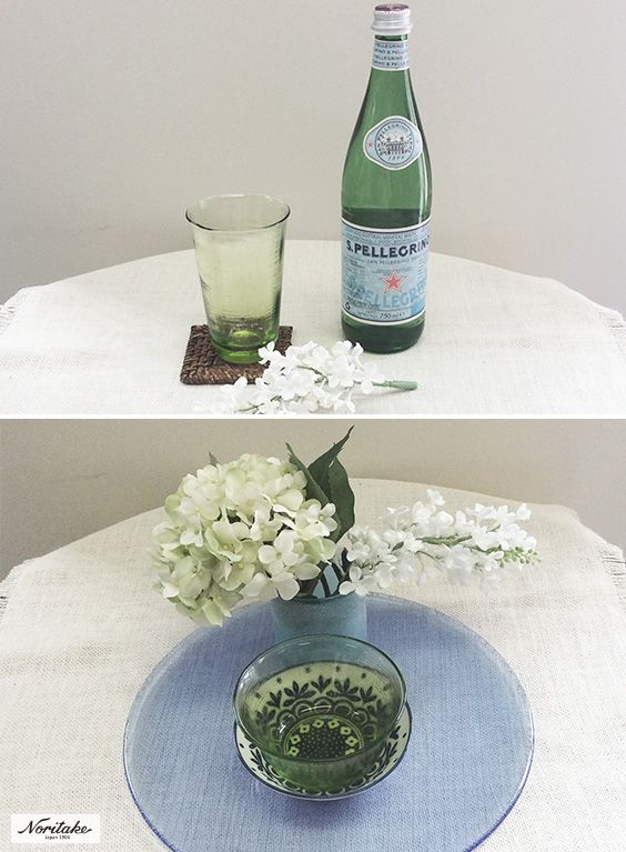 What's your glassware story? Featuring vibrant IVV Denim.