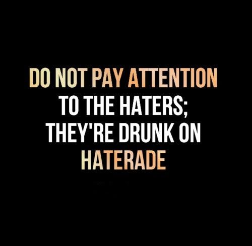 Funny Quotes About Haters: 14 Best Quotes Images On Pinterest