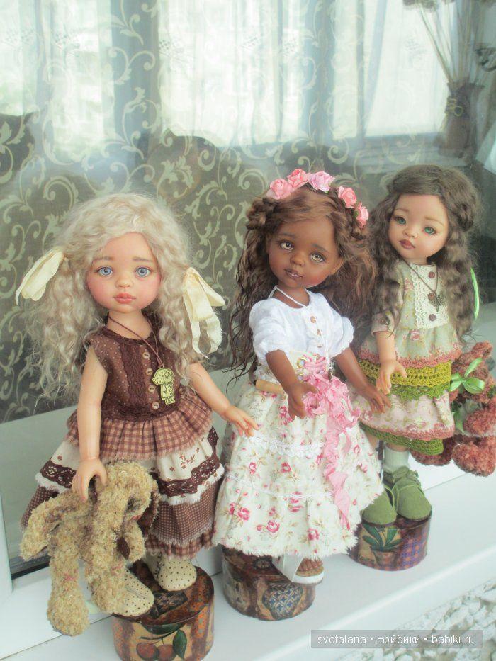 My mulatochka LaToya. OOAK dolls Paola Reina / Paola Reina, Antonio Juan dolls and other Spanish / Beybiki. Dolls photo. Clothing for dolls