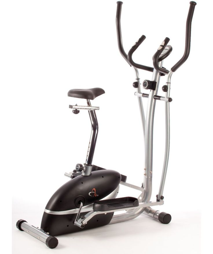 Buy V-fit MCCT1 Magnetic 2-in-1 Cycle-Elliptical Trainer at Argos.co.uk - Your Online Shop for Cross trainers and elliptical trainers.