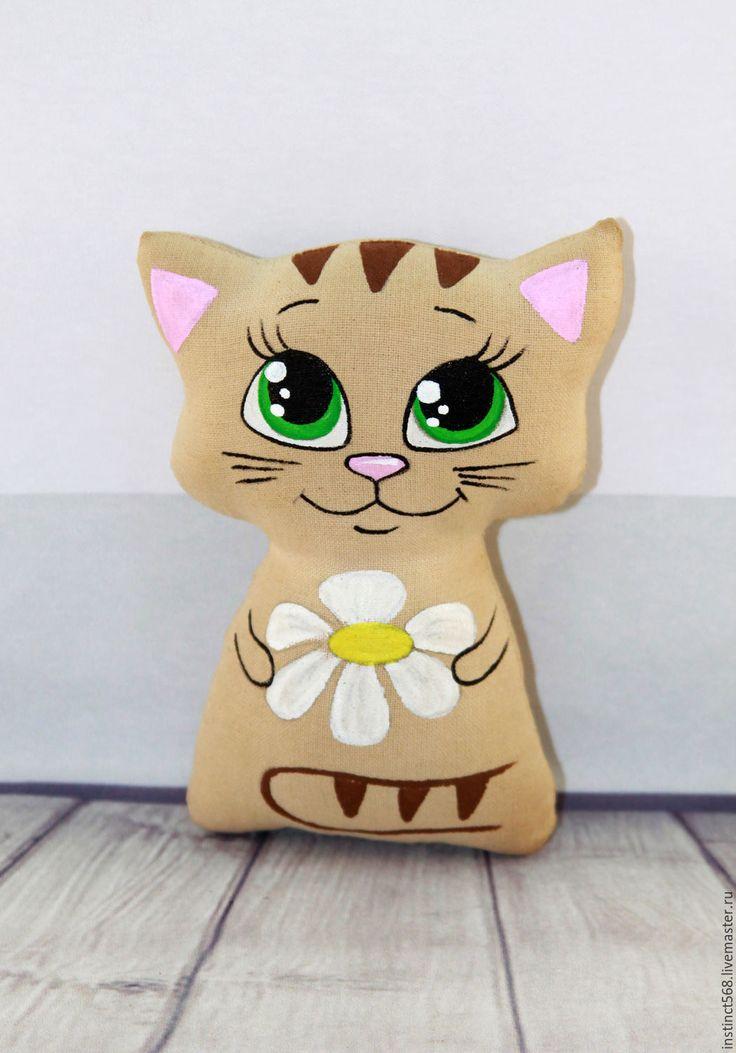 Купить Кофейные котики - кот, котики, кофе, кофейная игрушка, аромат кофе, ароматный подарок