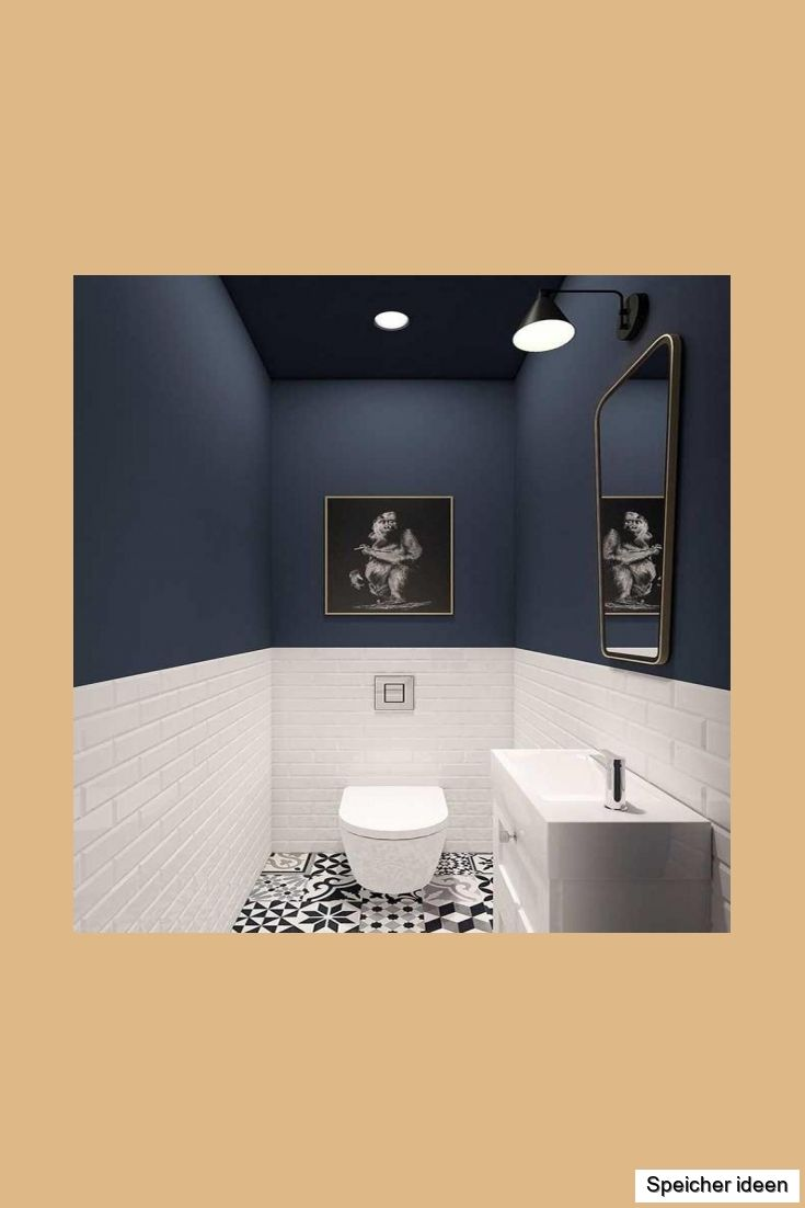 Blaues Badezimmer Ideen Und Tipps Um Die Umgebung Mit Dieser Farbe Zu Dekorieren Blaues Badezimmer Badezimmer Badezimmer Blau