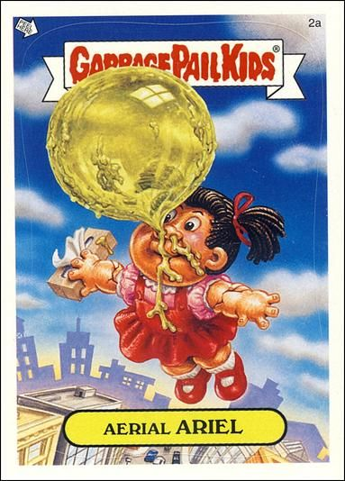 garbage pail kids | Garbage Pail Kids All-New Series... 2a A, Jan 2004 Trading Card by ...
