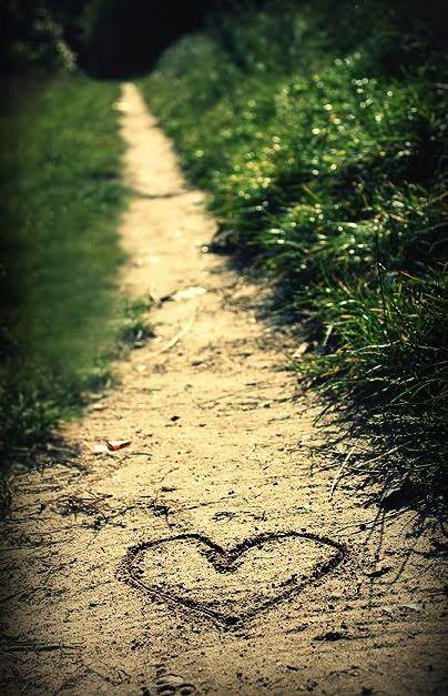 Caminho do coração!