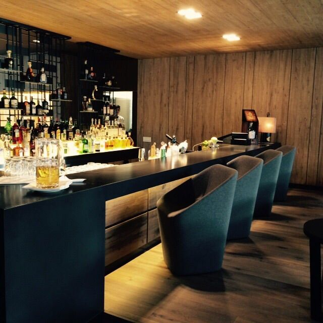 PORTFOLIO STUDIO SIMONETTI: Lounge&Cigar Bar@Grand Hotel Courmayeur Mont Blanc, 5 star, architectural and interior design project