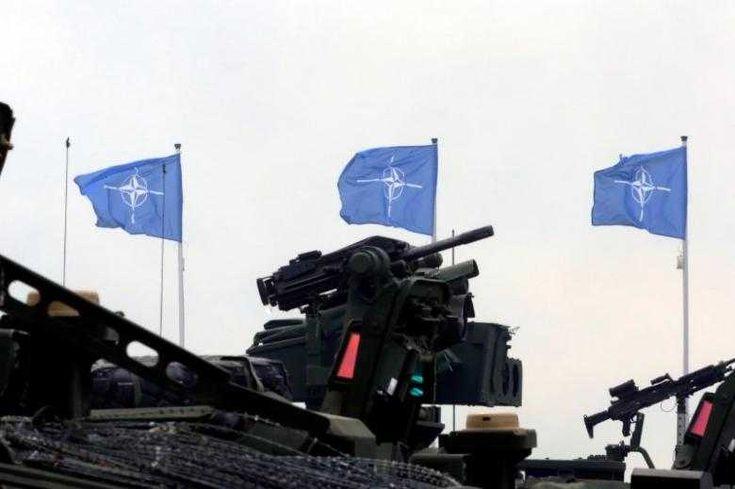 House overwhelmingly backs NATO mutual defense