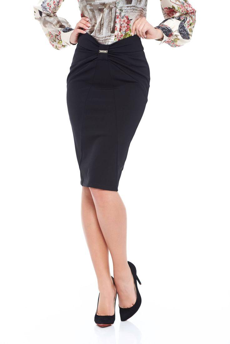 PrettyGirl Complete Black Skirt