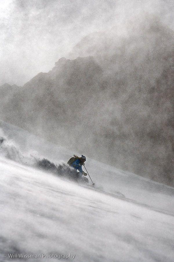 Mystical Skiing - Lynsey Dyer