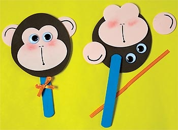 g gordo gorilla craft