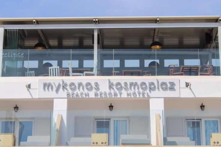 At #Mykonos #Kosmoplaz #Hotel, we cherish the moments and memories we shared and would like to #ThankYou from the bottom of our hearts for #Summer2017!