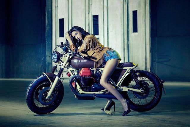 Moto Guzzi Girls | giovedì 11 giugno 2015