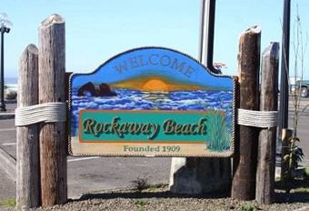 Rockaway Beach, OR - One of my favorite places on earth! Where I went to Kindergarden