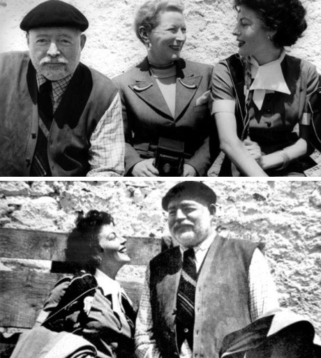 The gallery for --> Ava Gardner Ernest Hemingway