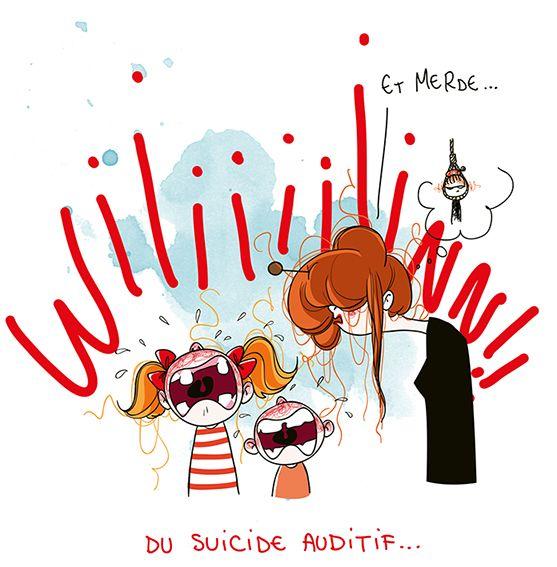 Petit précis de Grumeautique - Blog illustré: Comment j'ai suicidé mes tympans