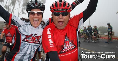 FitHealthySoul: American Diabetes Association Tour de Cure 2015