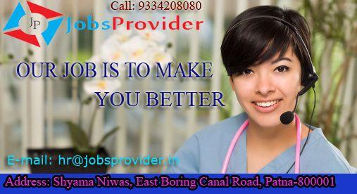Best jobs for freshers