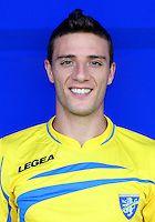 Italian League Serie B -2014-2015 / <br />  Daniel Ciofani  - <br />  ( Frosinone Calcio )