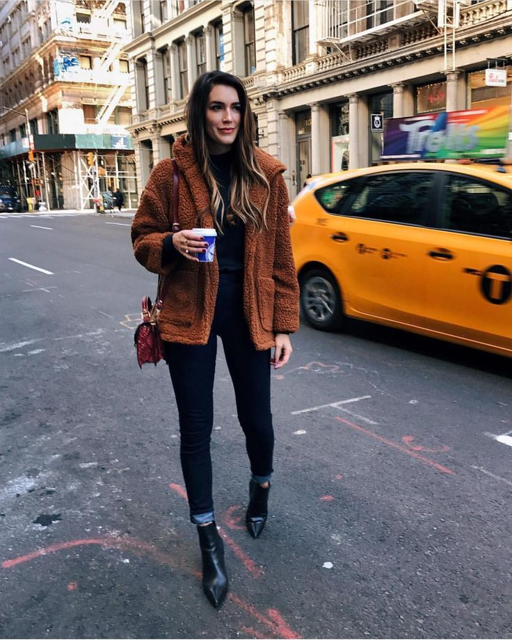 My top 5 teddy coats today on thriftsandthreads.com  direct link in bio