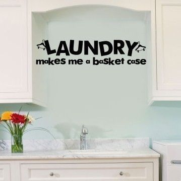 Best  Laundry Room Sayings Ideas On Pinterest Laundry Quotes - Custom vinyl wall decals sayings for laundry room