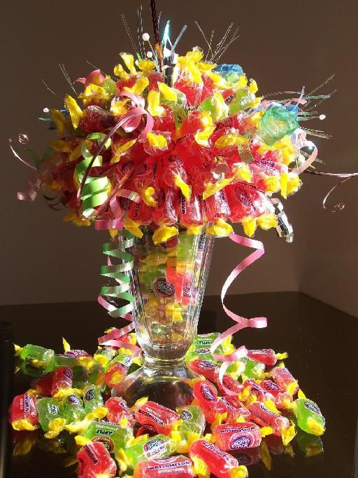 st patrick's day candy bouquet - Bing Images