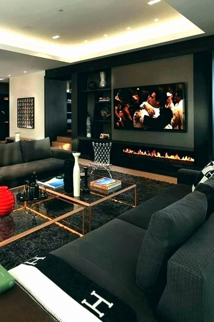 Man Cave Bedroom Ideas Awesome Man Cave Room Ideas Oloofo In 2020 Trendy Living Rooms Basement Furniture Room Design