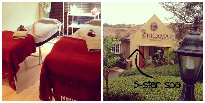Glenburn Lodge Spa.  #atGuvon  #PamperedAtGuvon