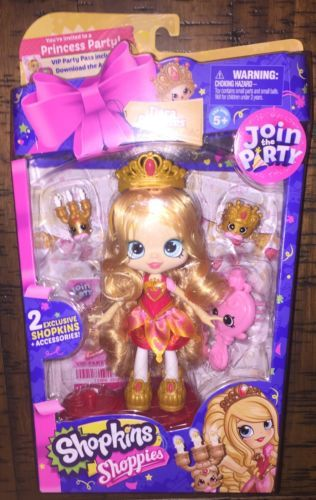 SHOPKINS-SHOPPIES-JOIN-THE-PARTY-TIARA-SPARKLES-BRAND-NEW-2017