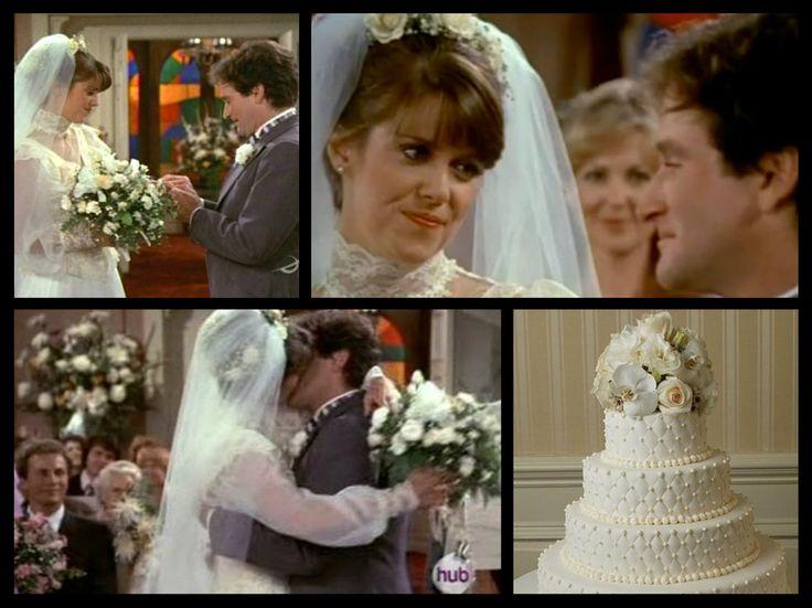 Mork And Mindy Wedding Show Clic Hollywood Theme Pinterest Tvs