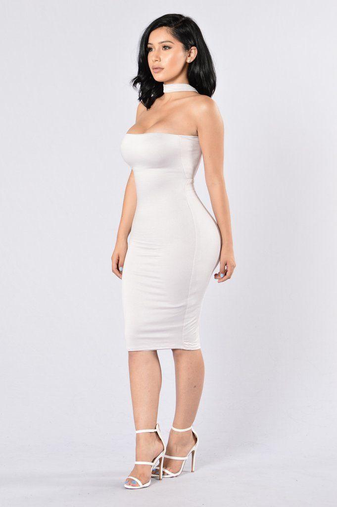 High Class Dress - Lilac Grey   Fashion Nova