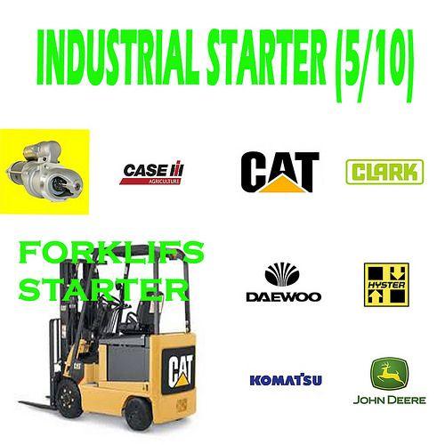 Industrial Starter (5/10) LIFT STARTER