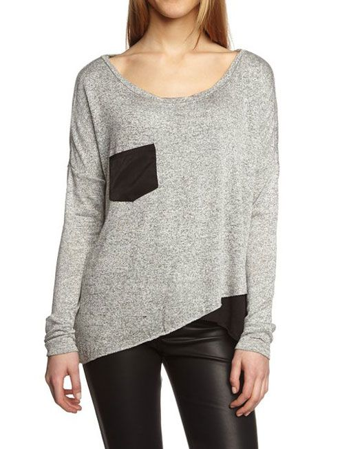 Bluza Gri Casual - Outliers.ro