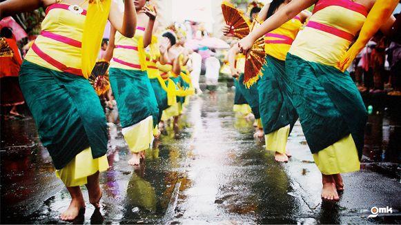 Balinese Culture : Ngusaba Desa
