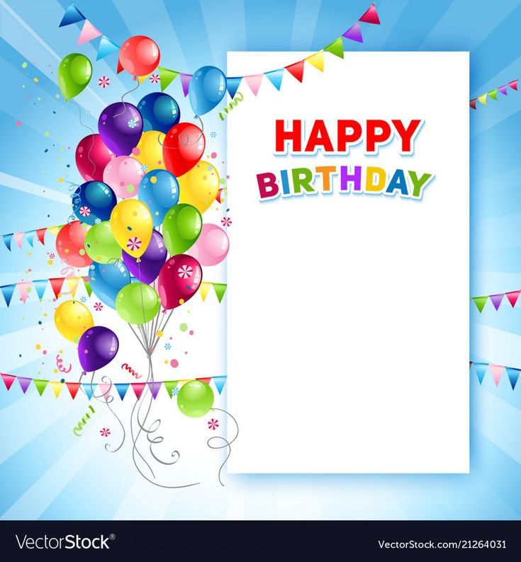 impressive birthday card template free ideas 3d printable