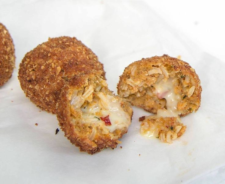 We can eat the pain away now. Still proud to be a #blacksouthernbelle  Image by  @visitlakecharles  The perfect #superbowl snack - #crawfish #boudin balls. #eatswla #tastelouisiana #forkyeah #yum #instafood #tailgate #photooftheday #foodie