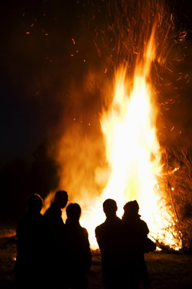 Walpurgis Night in Sweden is a Swedish tradition with Scandinavian Viking history and is a great experience for travelers in Sweden.