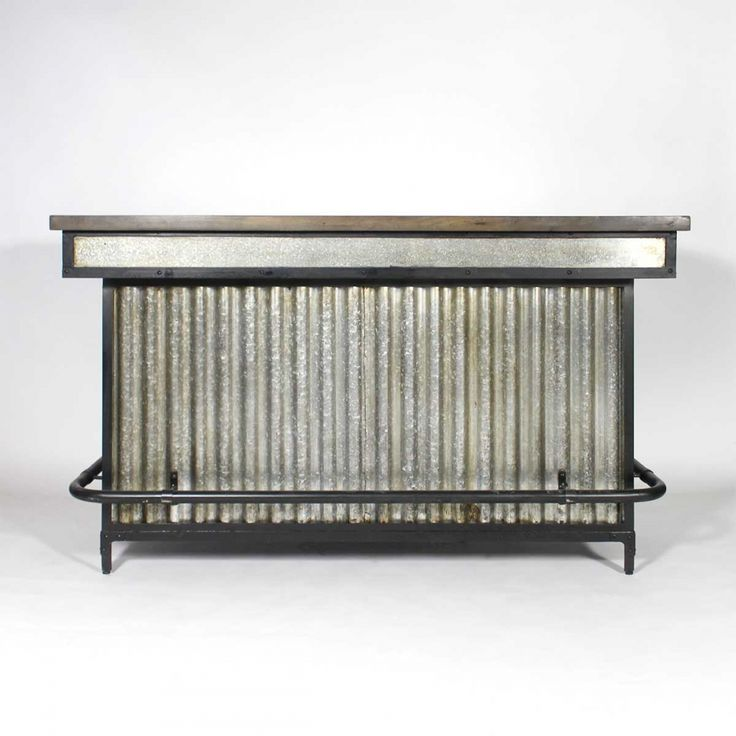 Sofa Sleeper meuble bar industriel