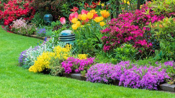 16 best garten images on Pinterest Decks, Garden ideas and Garden - gartenbeet steine anlegen
