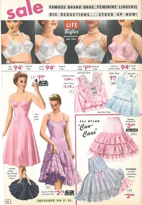 "Vintage Chic — ""National Bellas Hess"" sale catalog, 1957"