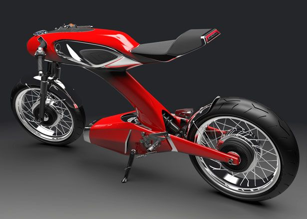 50th Anniversary Honda Super 90 Concept Motorcycle