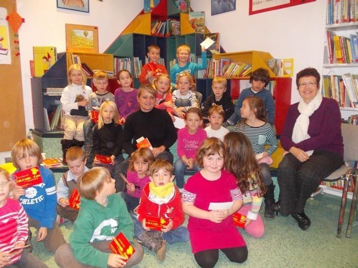 16. November 2012: Vorlestag in der Stadtbücherei Zwingenberg  http://www.monika-baitsch.de/bildergalerie