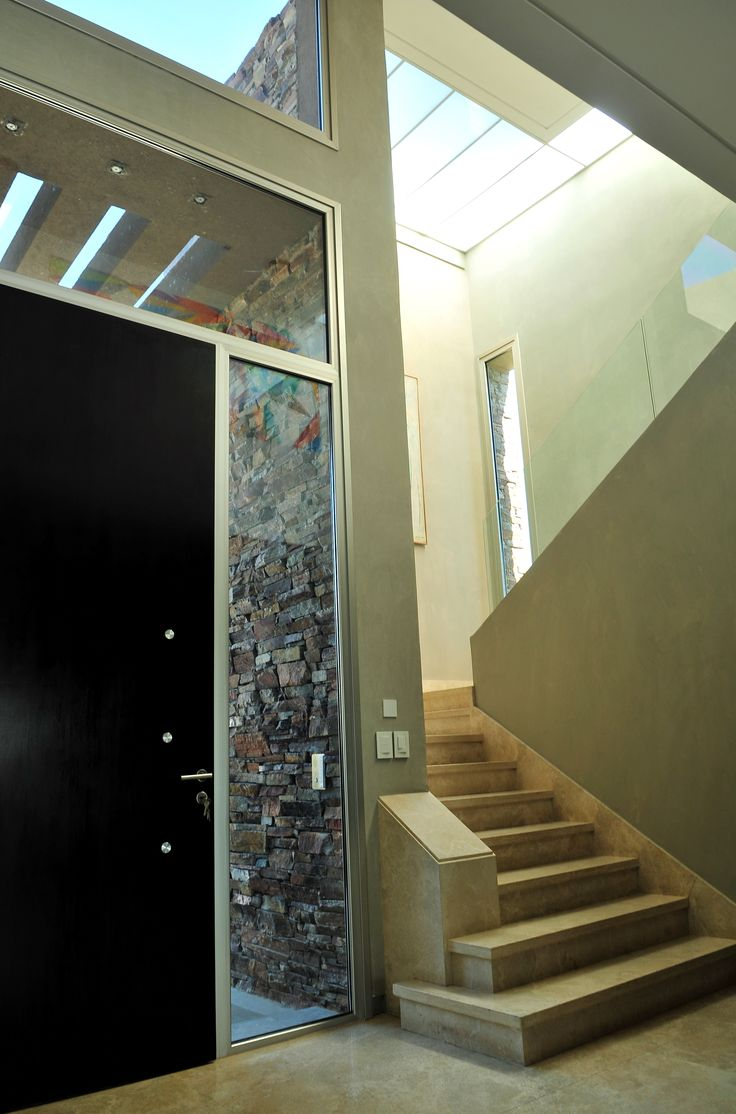 Arquitectura - Paisajismo - Ricardo Pereyra Iraola - Buenos Aires - Argentina - Nordelta - Escalera
