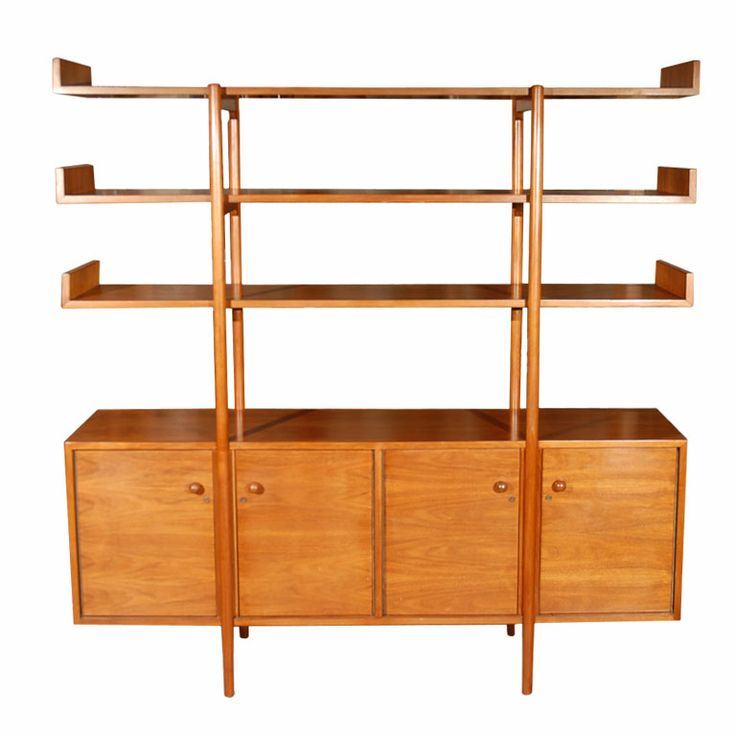 1000 images about mid century modern danish on pinterest - Room divider with storage ...