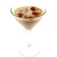A Healthy Latte Martini