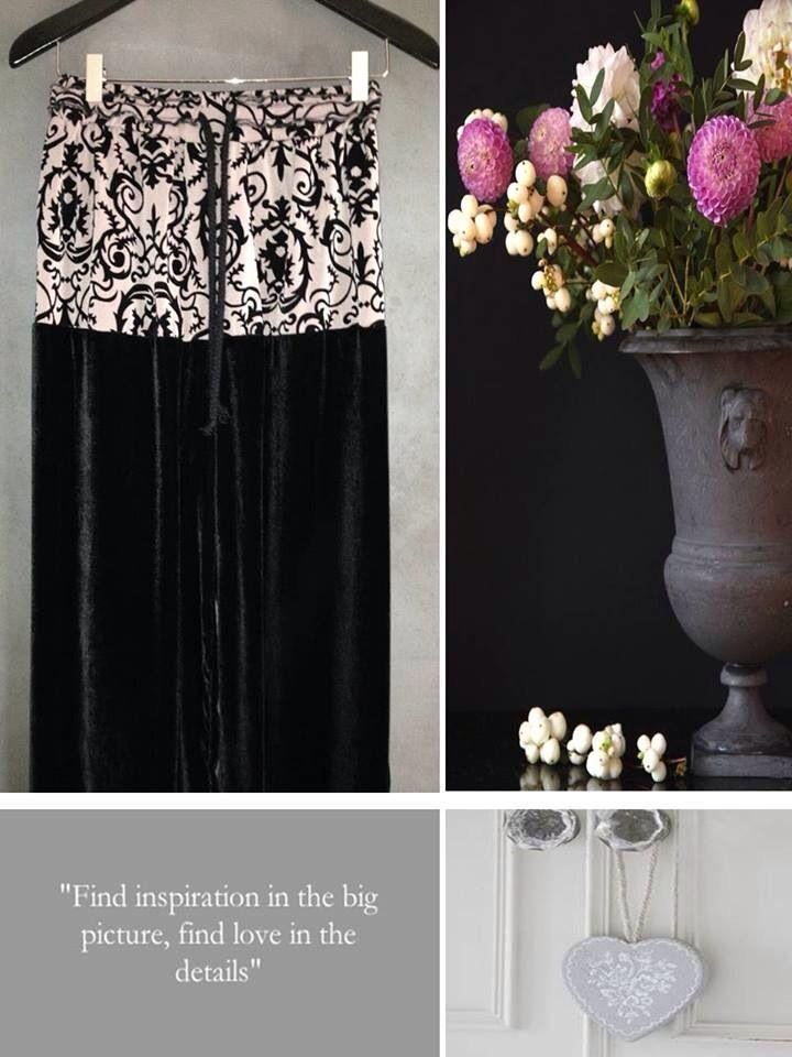 """Serena"" trousers by Nidodileda clothing"